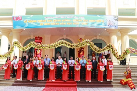 NAM CAN THO UNIVERSITY INAUGURATION AND OPENING OF ACADEMIC YEAR 2016 – 2017