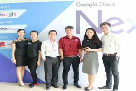 GOOGLE CLOUD NEXT EXTENDED 2017 CONNECTING TO STUDENTS WITH TECHNOLOGY PASSION