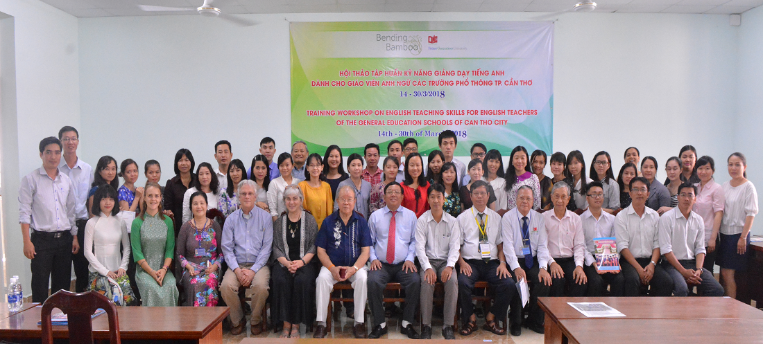 Report on the Bending Bamboo, iC3 March Workshop