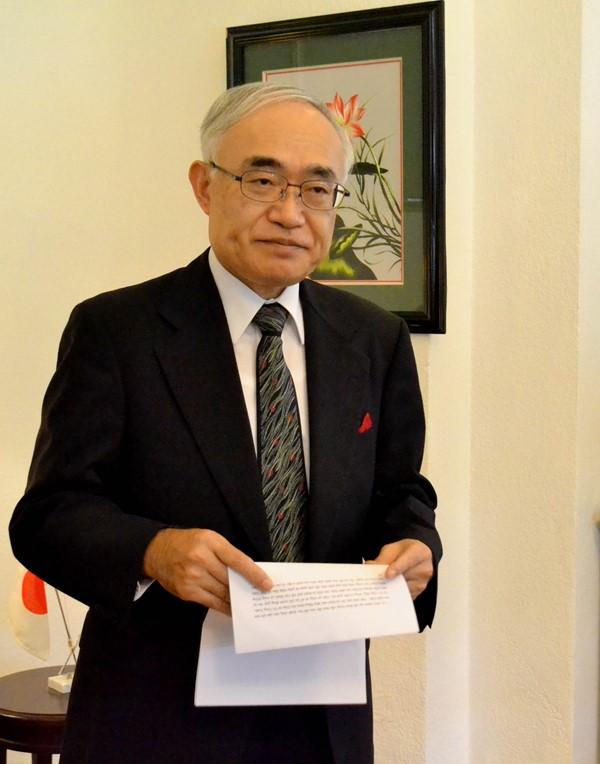 Tổng Lãnh sự quán Nhật Bản vinh danh GS.TS Võ Tòng Xuân ảnh 8