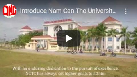 Introduce Nam Can Tho University - English Sub